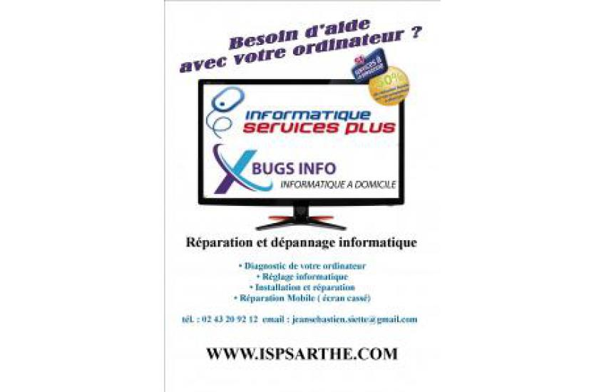 Informatique Services Plus