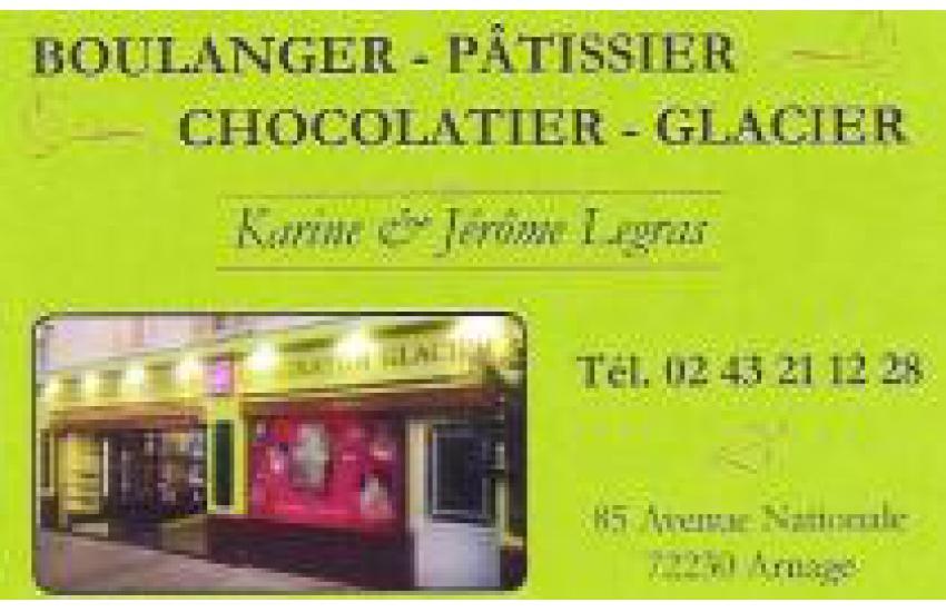 Boulangerie Karine et Jérome LEGRAS