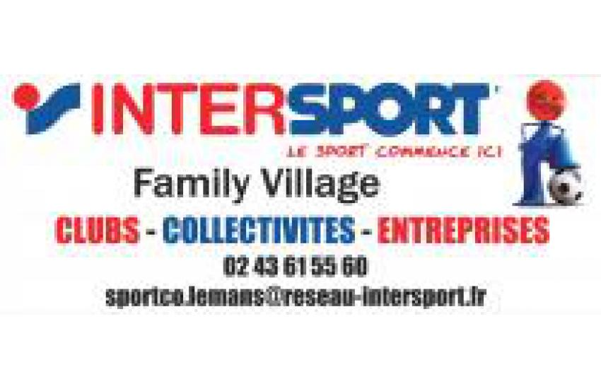 INTERSPORT Family village