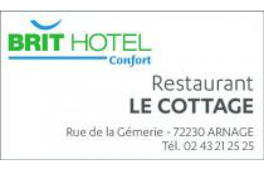 BRIT HOTEL Le Cottage