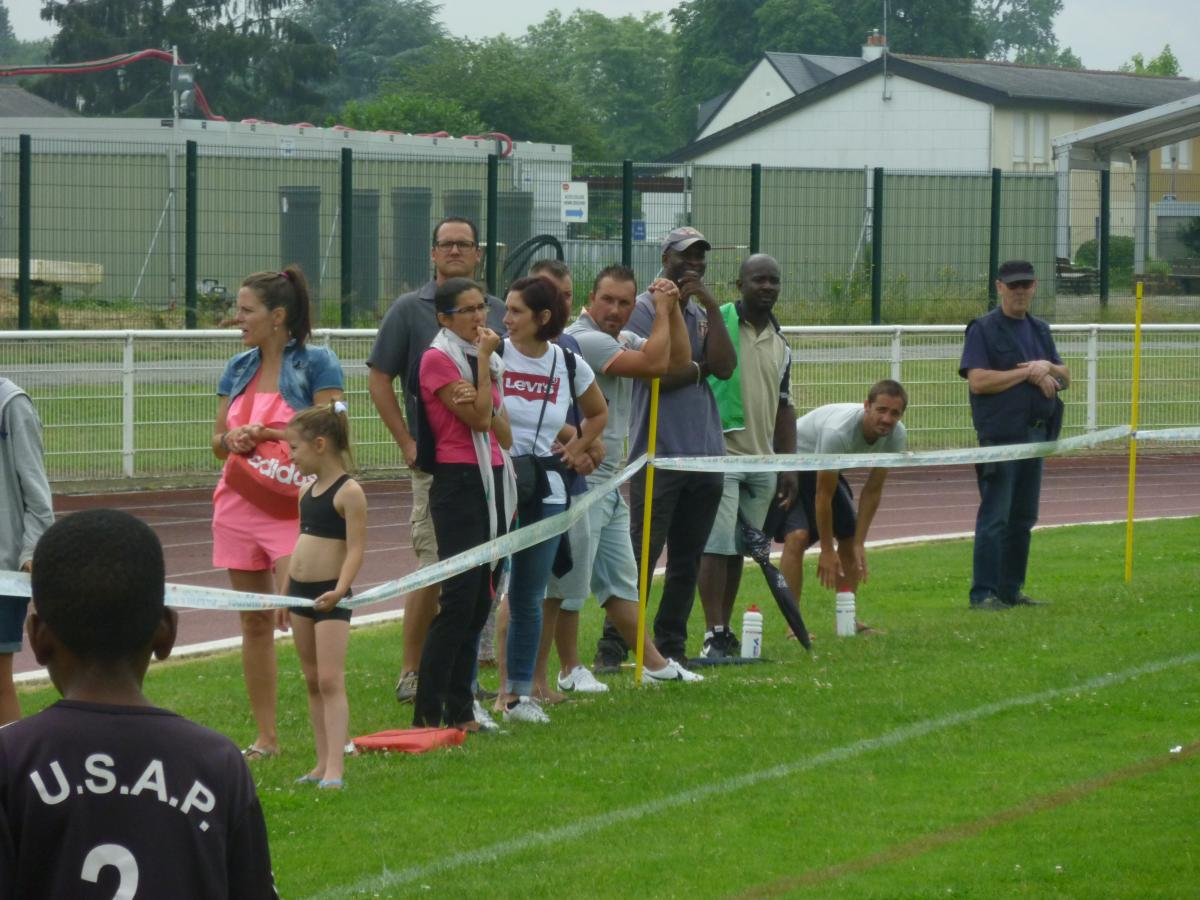 les supporters)