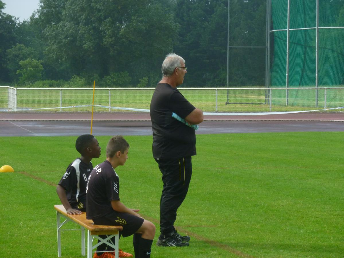 coach de l'USAP Joël)